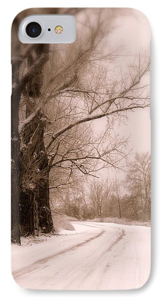 Just Around The Bend  Phone Case by Carol Groenen