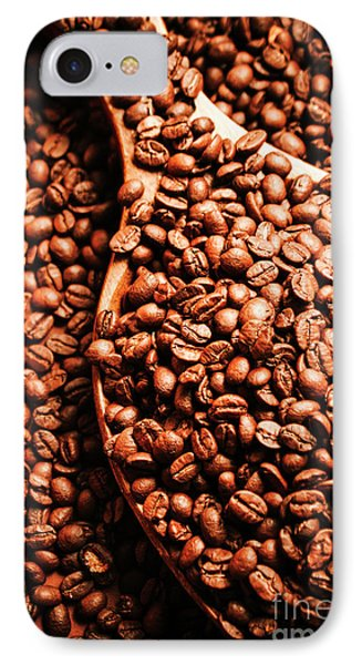 Just One Scoop At The Coffee Brew House  IPhone Case by Jorgo Photography - Wall Art Gallery