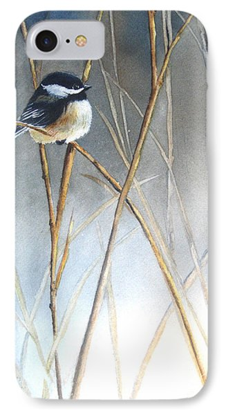Just Thinking IPhone 7 Case by Patricia Pushaw