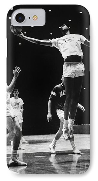 Kareem Abdul Jabbar (1947-) IPhone 7 Case by Granger