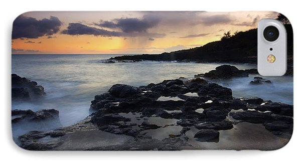 Kauai Storm Passing Phone Case by Mike  Dawson