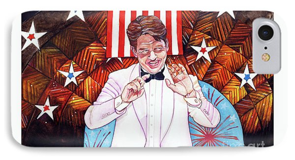 Keith Lockhart And The Boston Pops 4th Of July IPhone Case by Dave Olsen