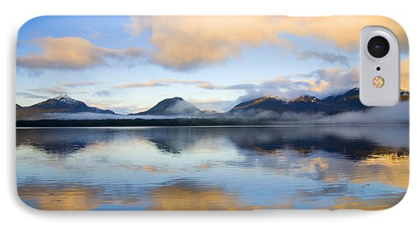 Ketchikan Sunrise IPhone Case by Mike  Dawson