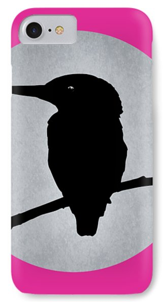 Kingfisher IPhone 7 Case by Mark Rogan