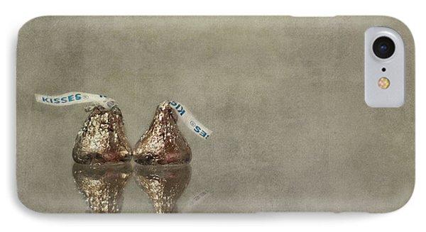 Kisses IPhone Case by Evelina Kremsdorf