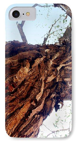 knarly Tree Phone Case by Marty Koch