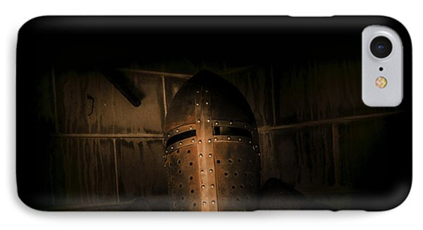 Knight Of Darkness IPhone Case by Jorgo Photography - Wall Art Gallery