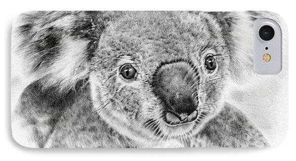 Koala Newport Bridge Gloria IPhone 7 Case by Remrov