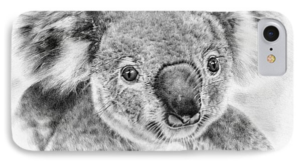 Koala Newport Bridge Gloria IPhone Case by Remrov