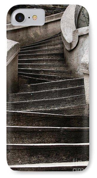 Komando Steps Phone Case by John Rizzuto