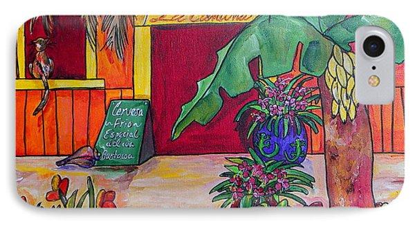 La Cantina IPhone 7 Case by Patti Schermerhorn
