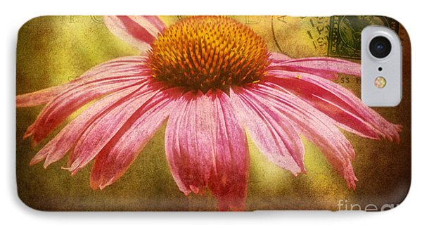 La Fleur IPhone Case by Angela Doelling AD DESIGN Photo and PhotoArt