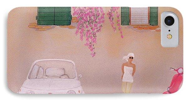 La Magia Di Italia IPhone Case by Gordon Ogilvie