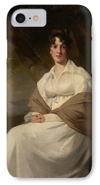 Lady Maitland IPhone Case by Henry Raeburn