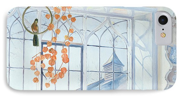 Lanterns IPhone Case by Timothy Easton