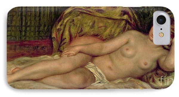 Large Nude IPhone Case by Pierre Auguste Renoir