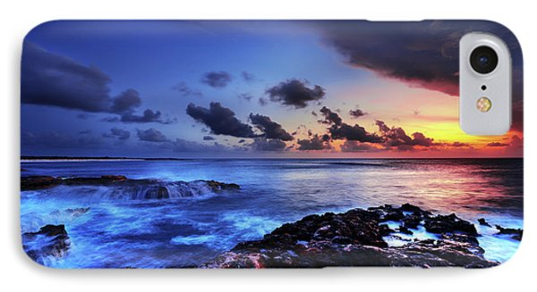 Last Light IPhone Case by Chad Dutson