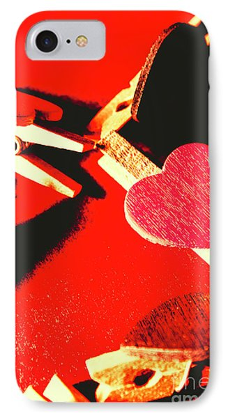 Laundry Love IPhone Case by Jorgo Photography - Wall Art Gallery
