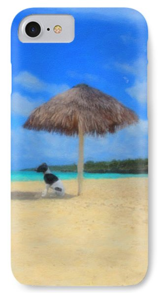 Lazy Afternoon IPhone Case by Ruth Moratz