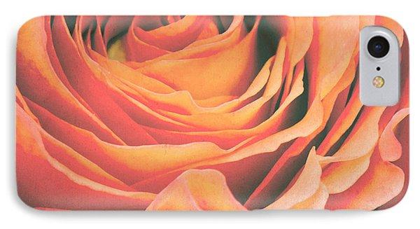 Le Petale De Rose IPhone 7 Case by Angela Doelling AD DESIGN Photo and PhotoArt