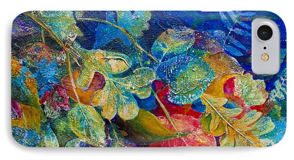 Leafin An Imprint Phone Case by Jo-Anne Gazo-McKim