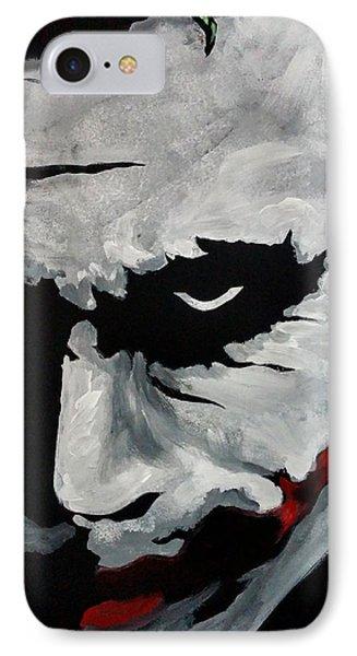 Ledger's Joker IPhone 7 Case by Dale Loos Jr
