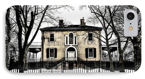 Lemon Hill Mansion - Philadelphia Phone Case by Bill Cannon
