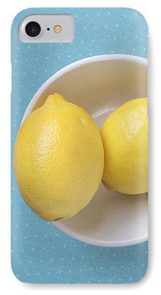 Lemon Pop IPhone Case by Edward Fielding