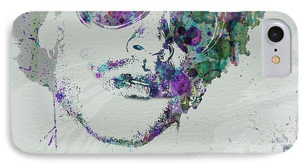 Lenny Kravitz IPhone 7 Case by Naxart Studio