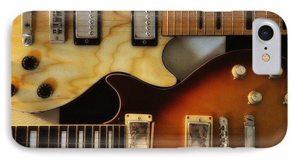 Les Paul - Come Together Phone Case by Bill Cannon