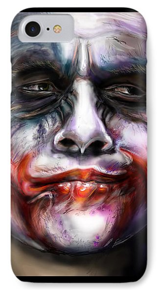 Let's Put A Smile On That Face IPhone Case by Vinny John Usuriello