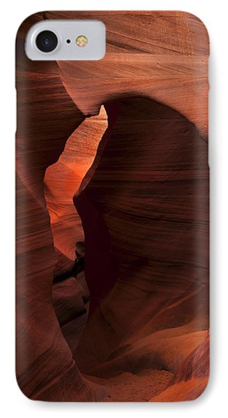 Light At Tne End Of The Tunnel Phone Case by Mike  Dawson