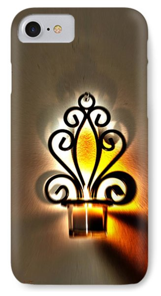 Light For New Beginning IPhone Case by Sonali Gangane