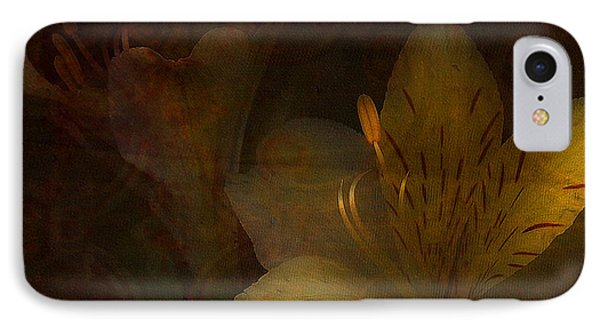 Lilies II Phone Case by Bonnie Bruno