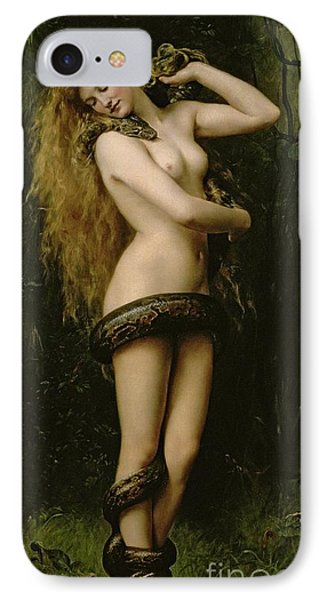 Lilith IPhone Case by John Collier