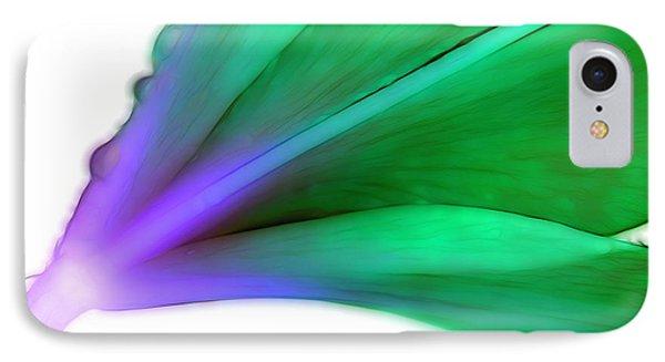 Lily Spirit IPhone Case by Krissy Katsimbras