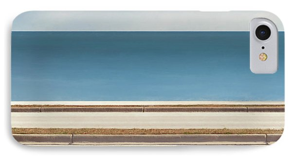 Lincoln Memorial Drive IPhone Case by Scott Norris