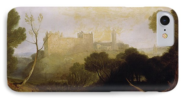 Linlithgow Palace IPhone Case by Joseph Mallord William Turner