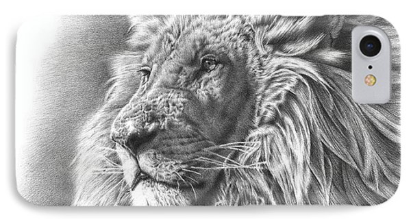 Lion King IPhone Case by Remrov