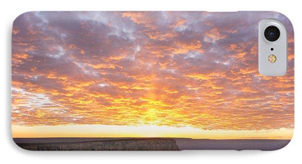Lipon Point Sunset 3 - Grand Canyon National Park - Arizona Phone Case by Brian Harig