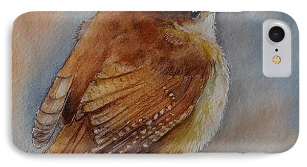 Little Friend IPhone Case by Patricia Pushaw