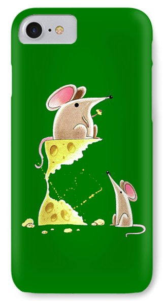 Living Dangerously  IPhone Case by Andrew Hitchen