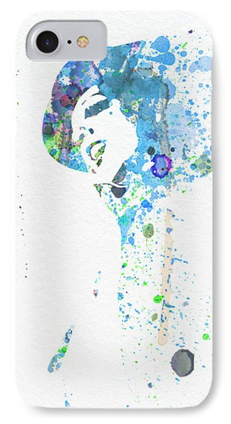 Liza Minnelli IPhone Case by Naxart Studio