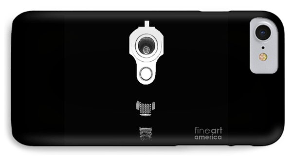Locked And Loaded IPhone Case by Al Powell Photography USA