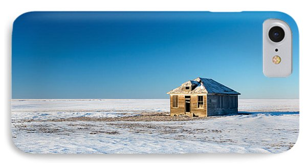 Lonely Place IPhone Case by Todd Klassy