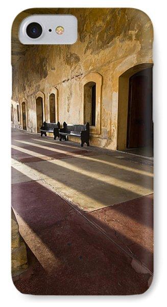 Long Shadows In San Cristobal Phone Case by Sven Brogren