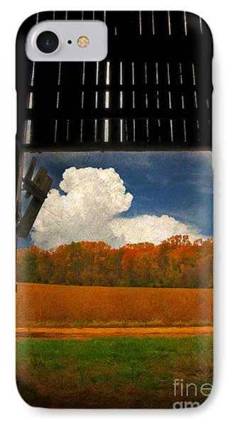 Looking Out IPhone Case by Lois Bryan