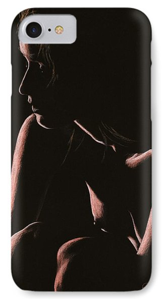 Lost Phone Case by Richard Young