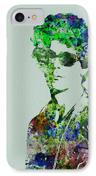 Lou Reed IPhone Case by Naxart Studio