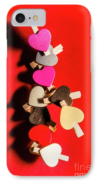 Love And Connection IPhone Case by Jorgo Photography - Wall Art Gallery